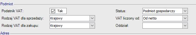 Jak w programie enova365 wystawić fakturę z odwrotnym obciążeniem3